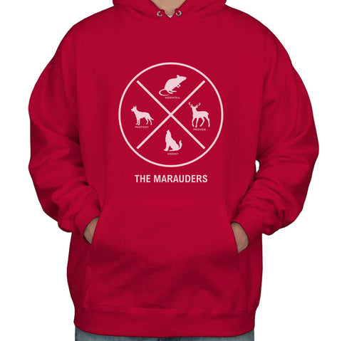 The Marauders X Unisex Pullover Hoodie