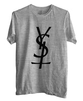 YSL Cross T-shirt Men - Meh. Geek - 3