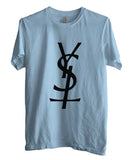 YSL Cross T-shirt Men - Meh. Geek - 2