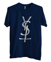 YSL Cross T-shirt Men - Meh. Geek - 4