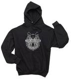 A Girl Has A Name Unisex Pullover Hoodie - Meh. Geek - 2