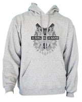 A Girl Has A Name Unisex Pullover Hoodie - Meh. Geek - 3