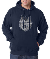 A Girl Has A Name Unisex Pullover Hoodie - Meh. Geek - 4