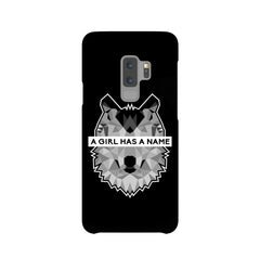 A Girl Has A Name Direwolf iPhone, Galaxy, LG Phone Snap or Tough Case