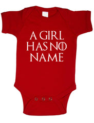 A girl has no name Infant Baby Rib Lap Shoulder Creeper Onesies
