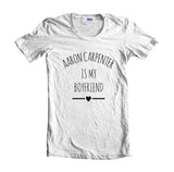 Aaron Carpenter Is My Boyfriend LOVE T-shirt Women