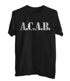 ACAB Men T-shirt / Tee