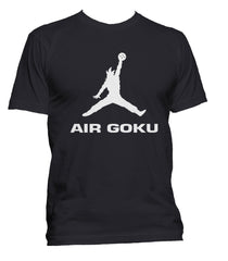 Air Goku Dragon ball T-shirt Men tee