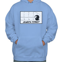 Aizawa Sensei Always Tired Unisex Pullover Hoodie
