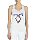 Angelic GALAXY Women Tank Top - Meh. Geek - 4