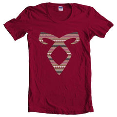 Angelic Power Runes BOHO Women T-shirt - Meh. Geek - 2
