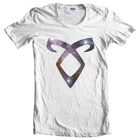 Angelic Power Runes GALAXY Women T-shirt