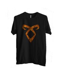 Angelic Power Runes FIRE Men T-shirt - Meh. Geek - 2