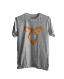 Angelic Power Runes FIRE Men T-shirt - Meh. Geek - 1
