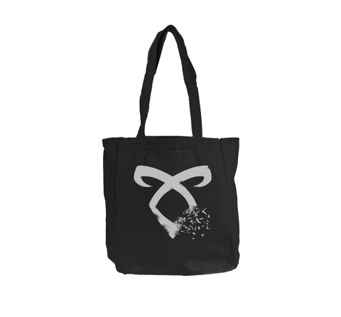 Angelic Runes Shadowhunters The mortal instrument Tote bag BE008 12 OZ