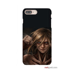 Annie Leonhart SNK Attack on Titan iPhone, Galaxy, LG Phone Snap or Tough Case