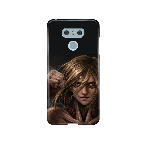 Annie Leonhart SNK LG and Google Pixel Snap or Tough Phone Case