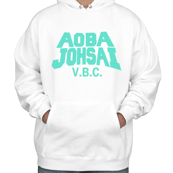 Aoba Johsai VBC Seijoh Unisex Pullover Hoodie Adult