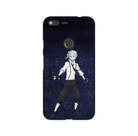 Atsushi Bungo Stray Dogs LG and Google Pixel Snap or Tough Phone Case