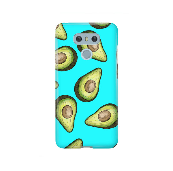 Avocado Seamless LG and Google Pixel Snap or Tough Phone Case