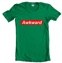 Awkward Funny,Ice Breaker tee, Women T-shirt - Meh. Geek