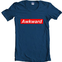 Awkward Funny,Ice Breaker tee, Women T-shirt