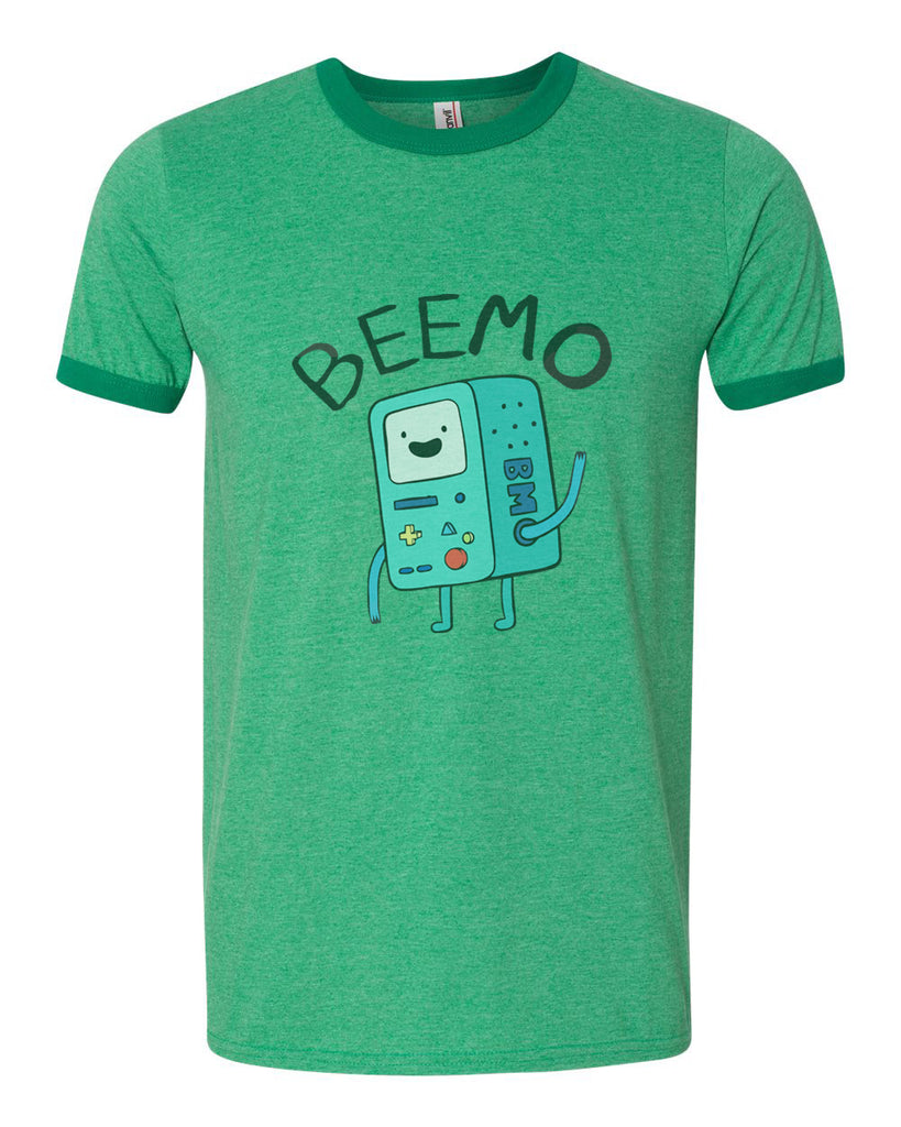 Beemo Adventure Time | Ringer Unisex T-shirt / tee