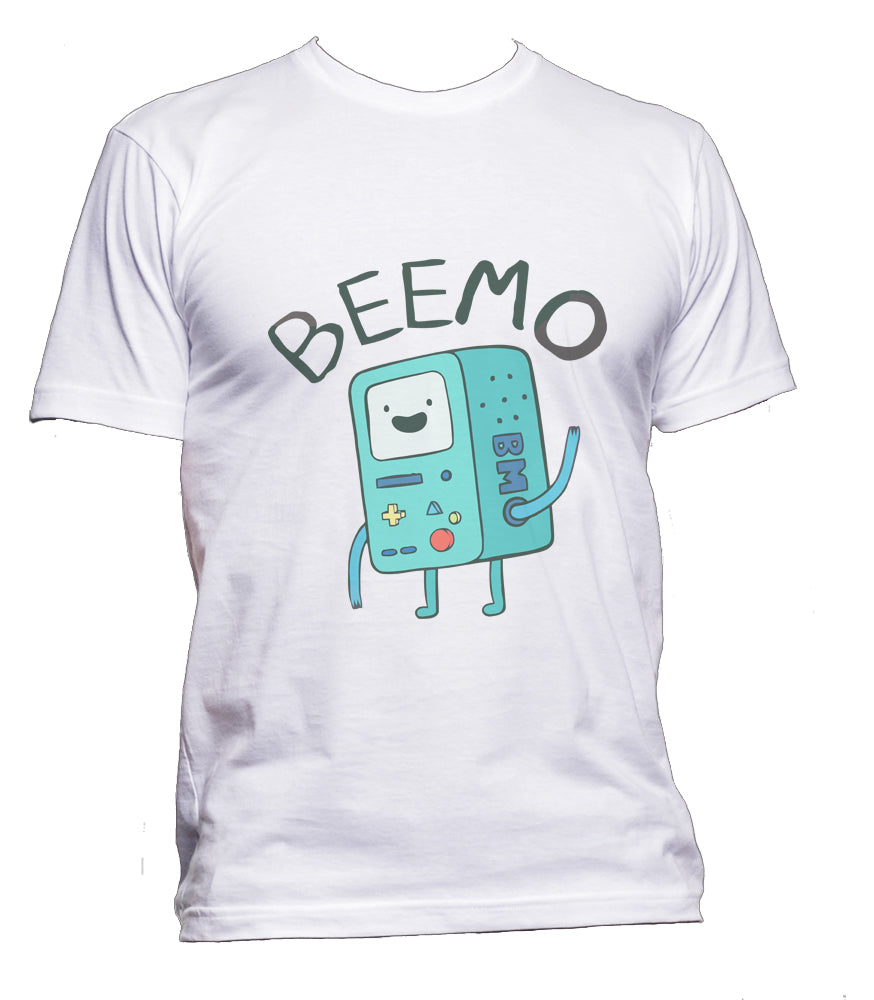 Beemo Adventure Time T-shirt Men tee