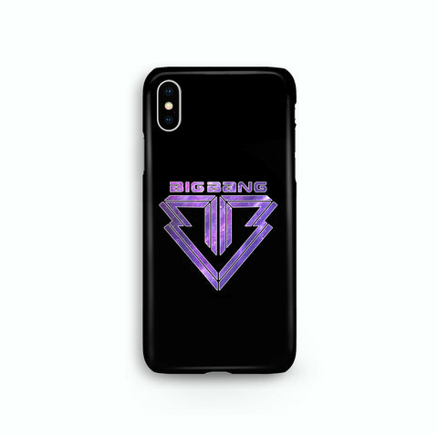 Bigbang Nebula K-pop iPhone, Samsung Galaxy, Google Pixel, LG Snap or Tough Phone Case