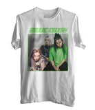 Billie Eilish 90's Green Men T-shirt tee PA