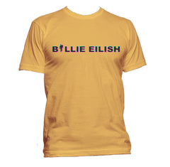 Billie Eilish Font 2 Men T-shirt tee PA