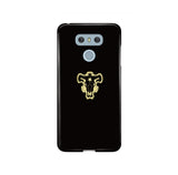 Black Bull Black Clover LG and Google Pixel Snap or Tough Phone Case
