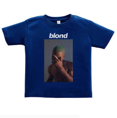 Blond Cover Frank ocean Toddler T-shirt tee