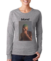 Blond Cover Long sleeve T-shirt for Women PA