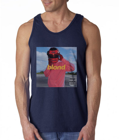 Blond Endless Cover Men Tank Top