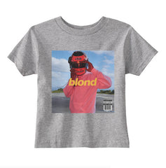 Blond Endless Frank ocean Toddler T-shirt tee