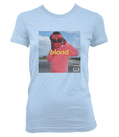 Blond Endless Cover Women T-shirt Tee PA