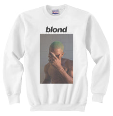 Blond Frank ocean Cover Unisex Crewneck Sweatshirt Adult