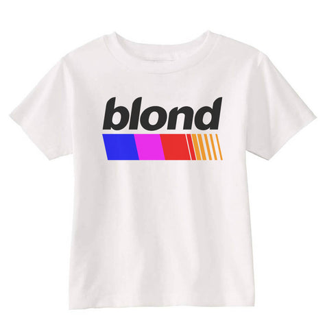 Blond Nascar Top Frank ocean Toddler T-shirt tee