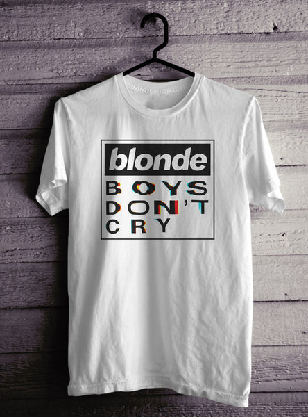 Boys Don't Cry Blond Frank Ocean Men T-shirt tee PA