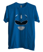 Blue Ranger Bitch Unisex Men T-shirt - Meh. Geek