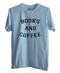 Books And Coffee black Ink Unisex Men T-shirt - Meh. Geek - 2