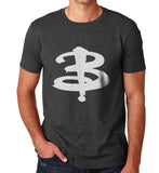 Buffy the Vampire Slayer Symbol Men T-shirt / Men Tee