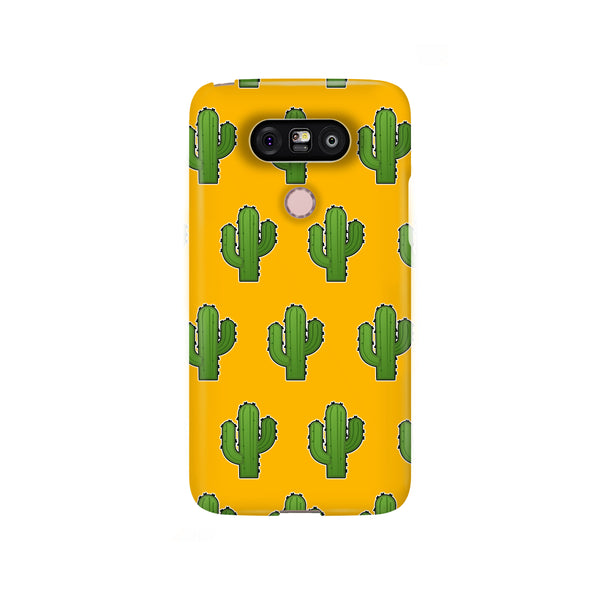 Cactus Checker LG and Google Pixel Snap or Tough Phone Case