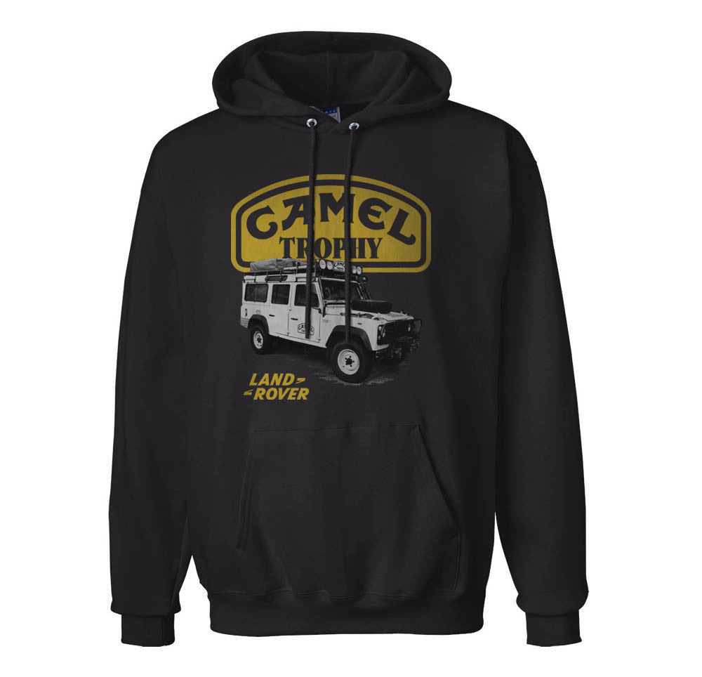 Camel trophy land rover Unisex Pullover Hoodie PA
