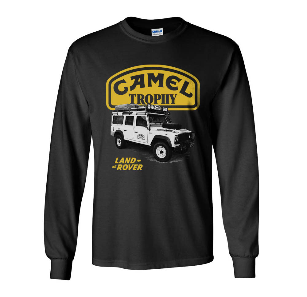 Camel Trophy | Land Rover | Long Sleeve T-shirt for Men PA