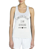 Cameron Dallas Is My Boyfriend Love Women Tank Top - Meh. Geek