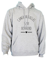 Cameron Dallas Is My Boyfriend Love Unisex Pullover Hoodie - Meh. Geek