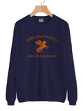 Camp Half Blood Orange Long Island Sound Unisex Crewneck Sweatshirt Adult