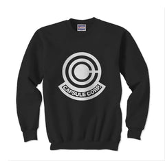 Capsule Corporation #2 Bulma Dragon Ball Unisex Crewneck Sweatshirt - Meh. Geek